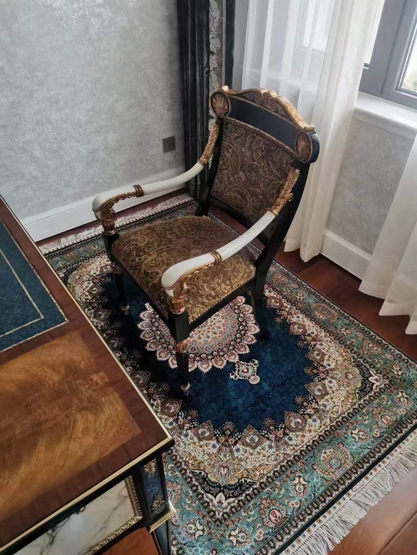 手工地毯高贵的象征