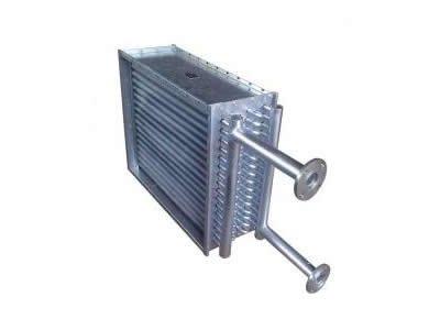 翅片式蒸汽换热器2