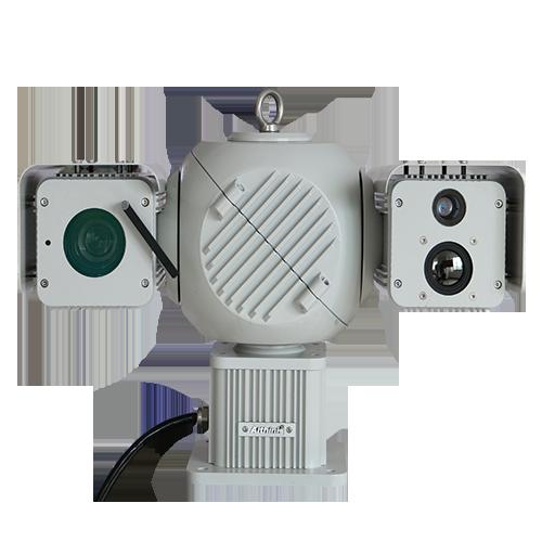安星AK-HD4系列 三光谱云台摄像机