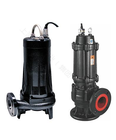 WQ、JYWQ系列污水污物潛水電泵