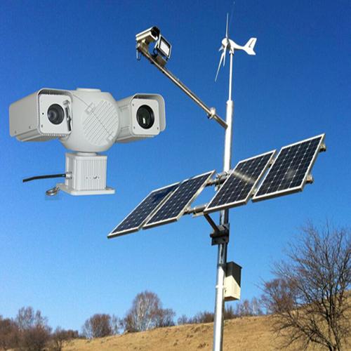 AK-WS1000系列 风光互补智能供电系统