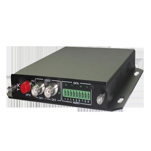 AK6821系列 HD-SDI高清数字光端机