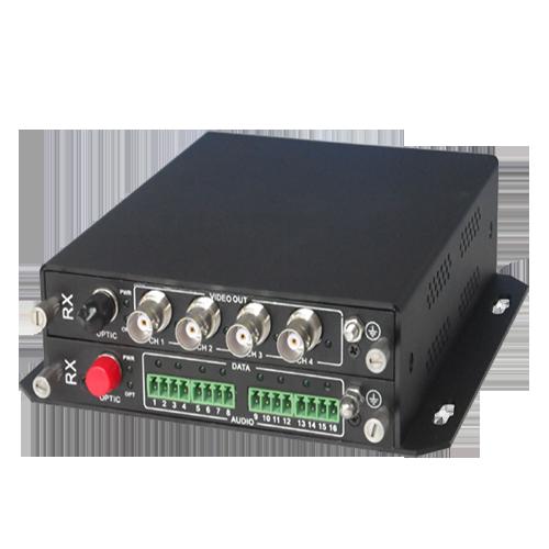 AK6855系列 4路视频光端机