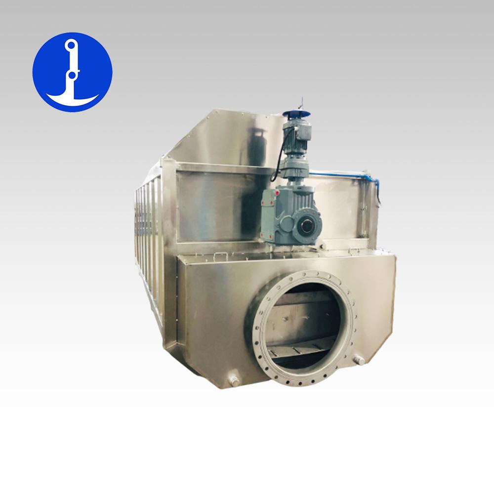 新環第三代污水提標直聯式精密過濾機