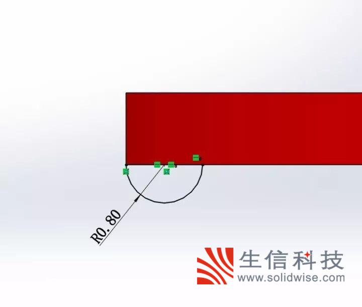 solidworks模具特征
