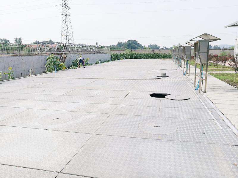 中山火炬开发区活性砂滤项目