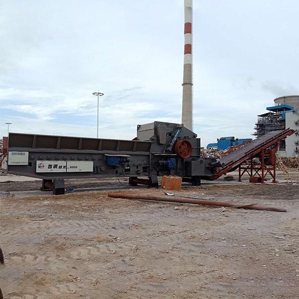 木材破碎機-山東魯鋼機械制造科技有限公司