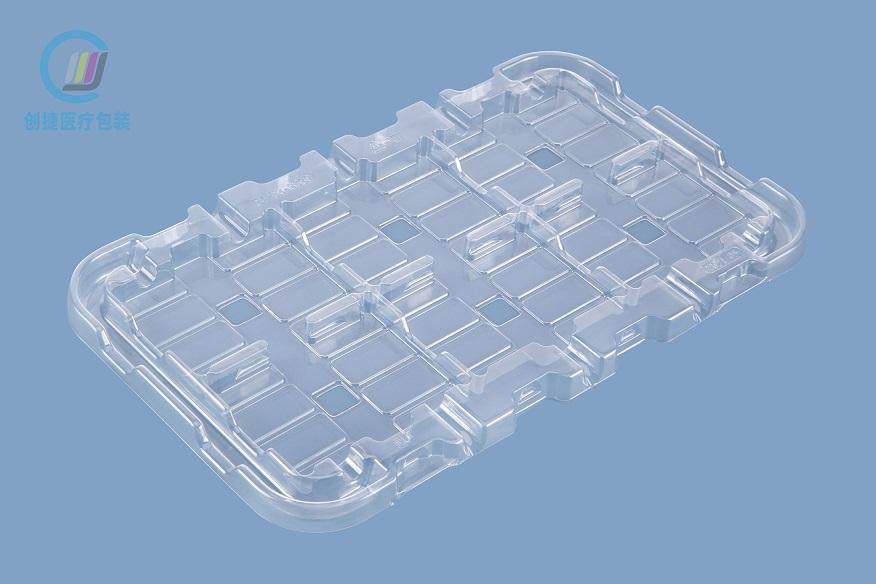 耐醇防静电吸塑托盘