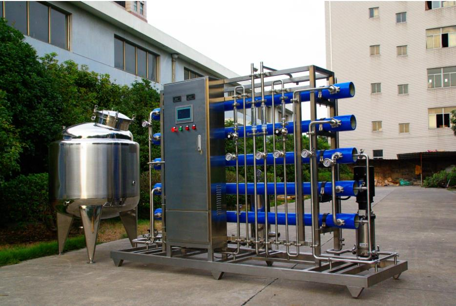 绿禾盛分享:GMP对纯化水设备的要求