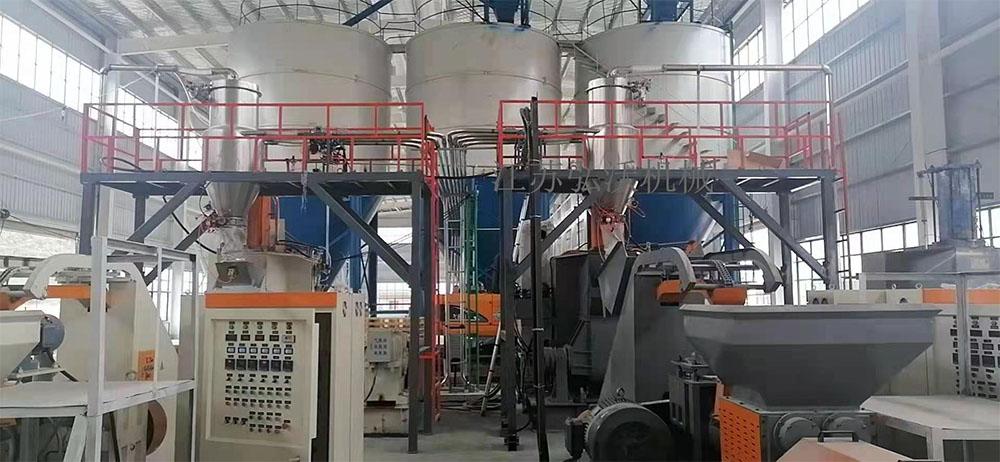 小料自动配料机--全自动计量配料机多功能控制十二种料高精度配料机PVC辅料配料机