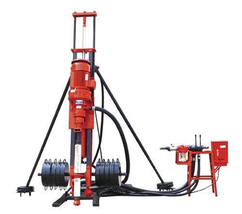 KQD120型潜孔钻机