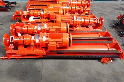 KQD100型潜孔钻机