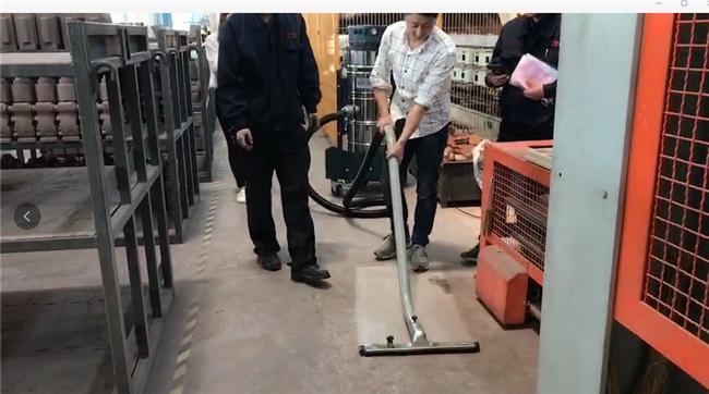 工业吸尘厂家哪种类型工业吸尘器更受用户欢迎?