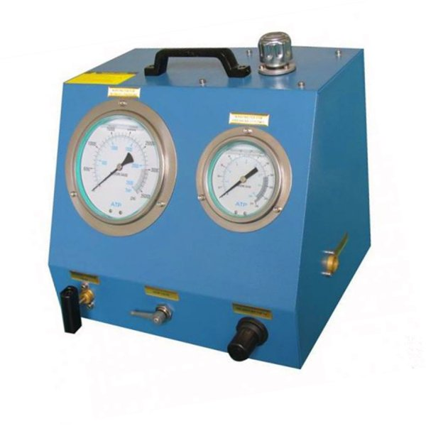 300Mpa超高压气动液压泵