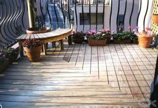 貴州戶外防腐木地板的注意事項