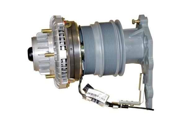 潍柴工程车三速电磁风扇离合器