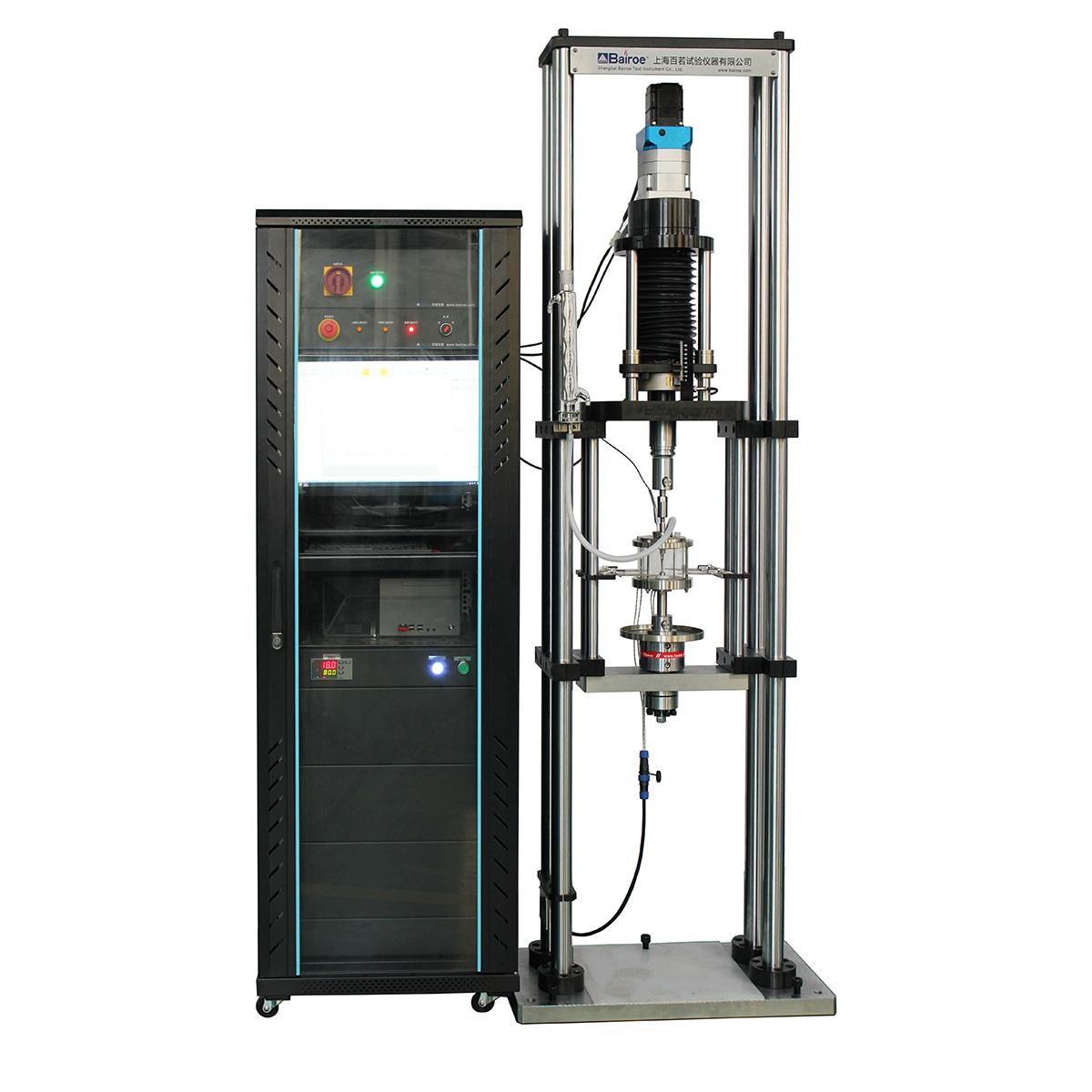 氯化鈉/氯化鎂介質 慢應變速率應力腐蝕試驗機