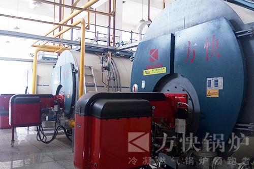 在热水锅炉的运行过程中,若是遇到以下情况,一定要立即停炉