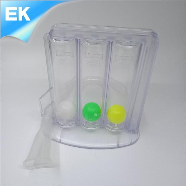 K004001 Three Balls Spirometer