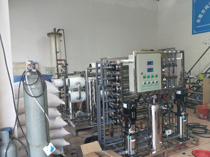 须知:怎样避免纯水设备在使用时出现问题?