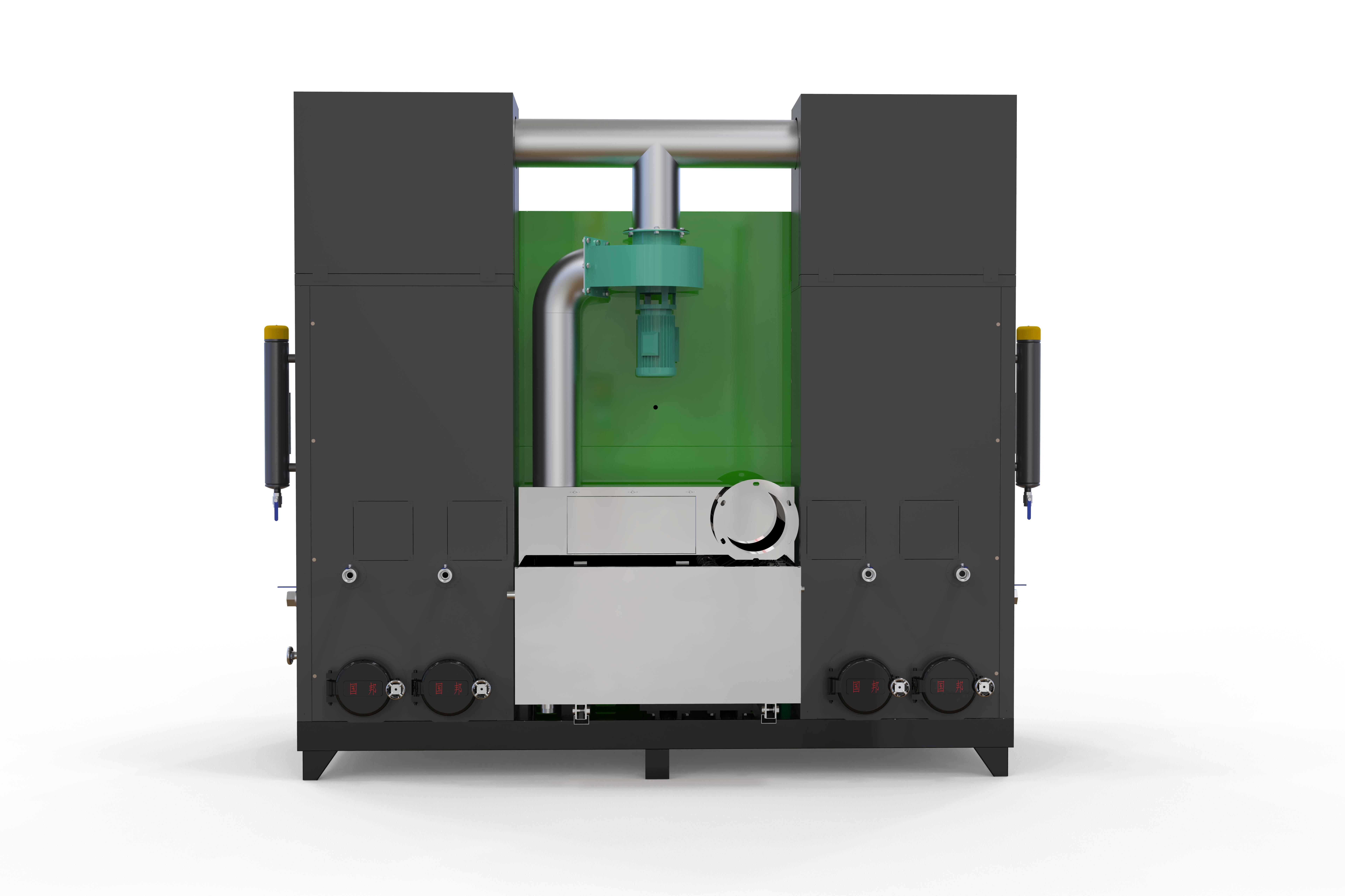 LSG0.6-0.8-S生物质蒸汽发生器