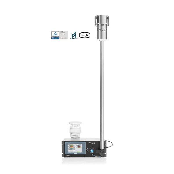Fidas® 200 细粉尘测量设备