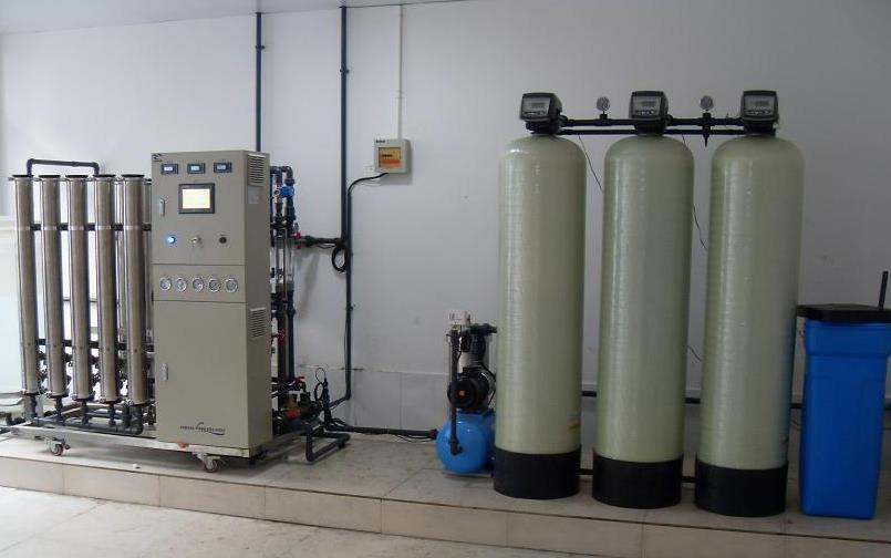 纯水设备和纯净水设备之间本质区别是什么?