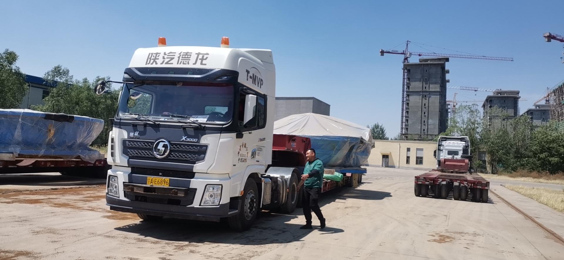 楚基船边直装货物运输