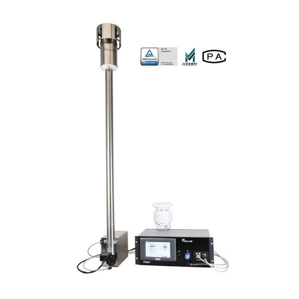 Fidas®200 E 细粉尘测量设备