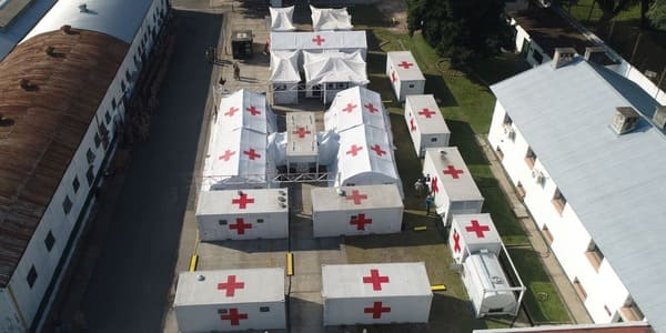 Lightning protection for Health Care Facilities
