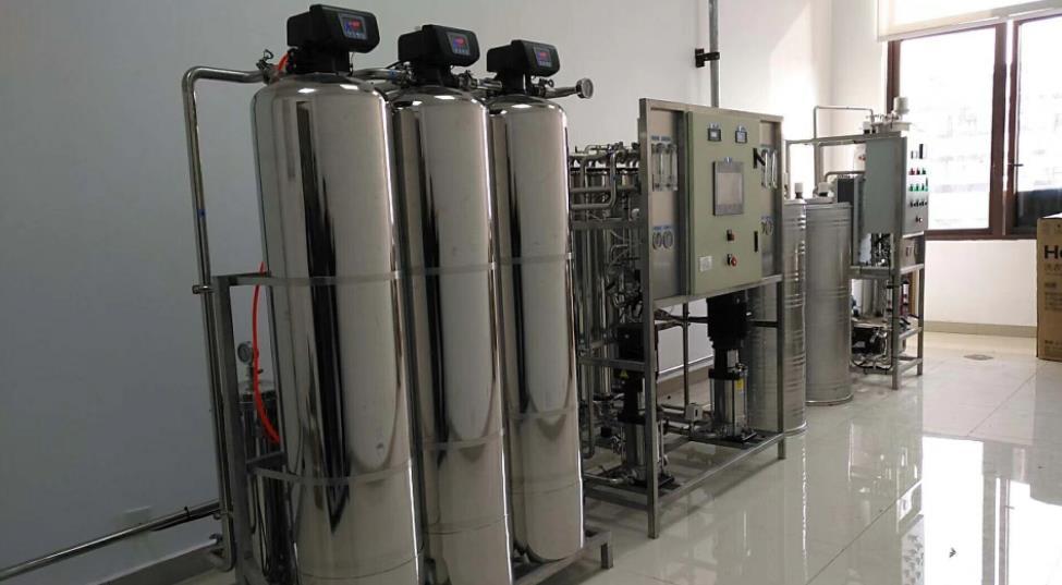纯水设备流程介绍及操作规程