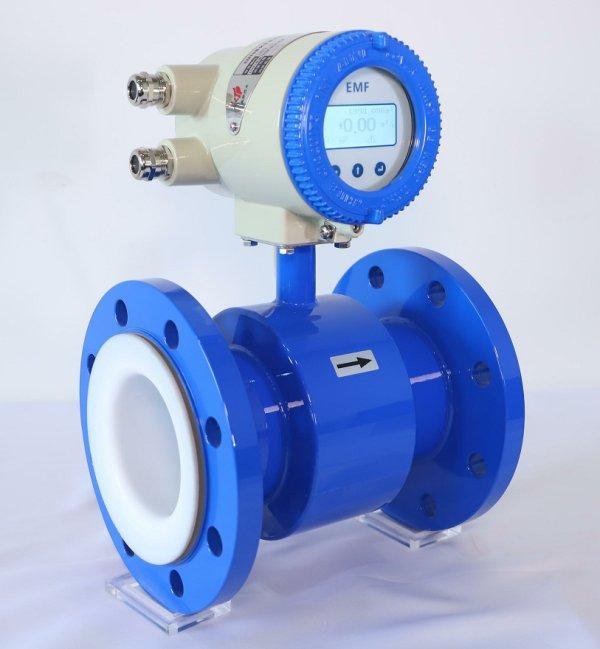 EMF8D低电导型电磁流量计