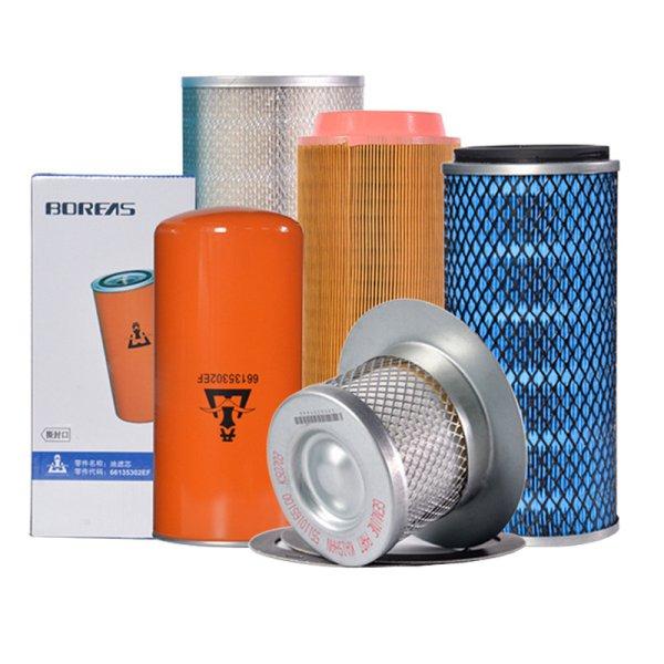 开山螺杆机配件三滤芯BK7.5-BK22螺杆机保养耗材空滤油滤芯分离器