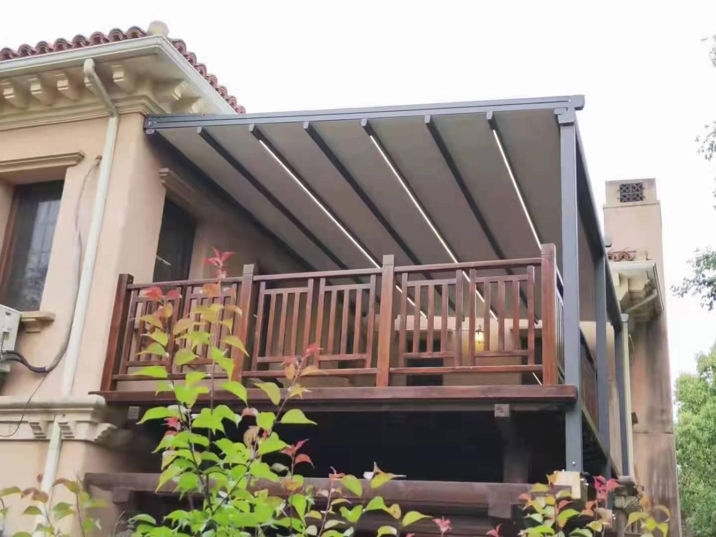 休闲防雨棚