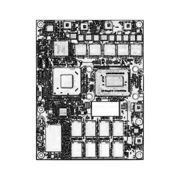COME-QM77-嵌入式计算模块