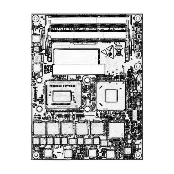 COME-QM77-S-嵌入式计算模块