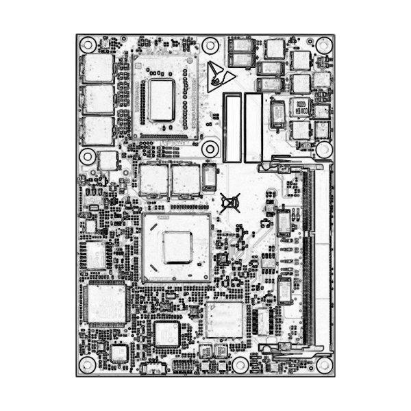 COME2-QM77-嵌入式计算模块