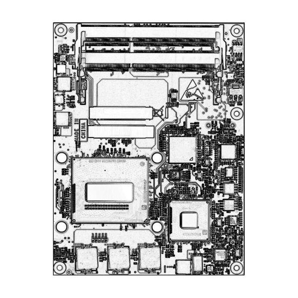 COME-QM87-嵌入式计算模块