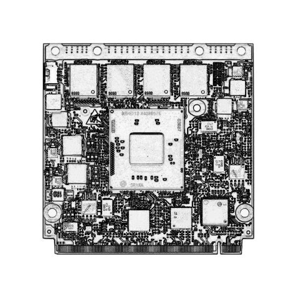 Q7-ATOM QSeven-嵌入式计算模块