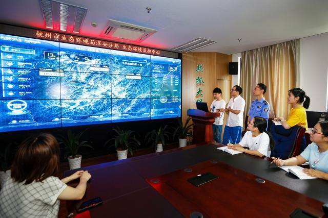 宝怡环境科技千岛湖项目