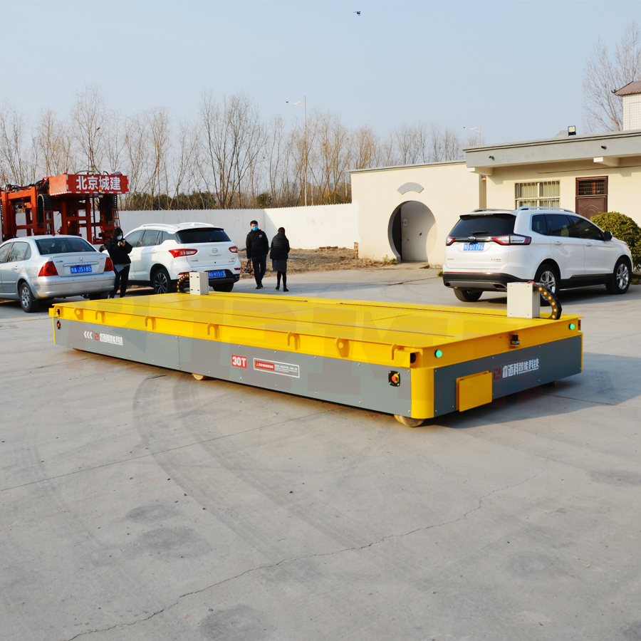 河南重載AGV定制小車