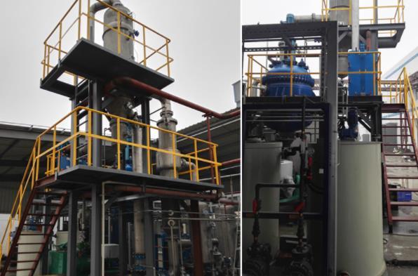 湖州柳荫生物科技含盐废水处理工程