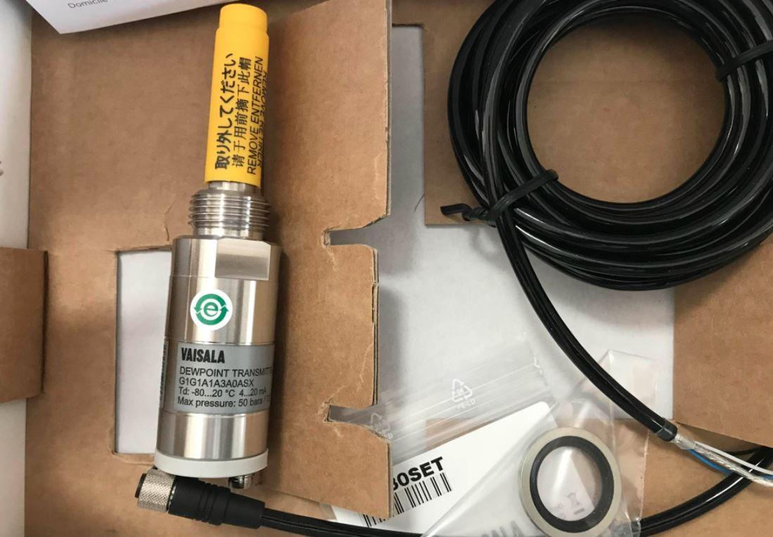 芬兰维萨拉VAISALA露点仪仪DMT143使用方法及安装注意事项