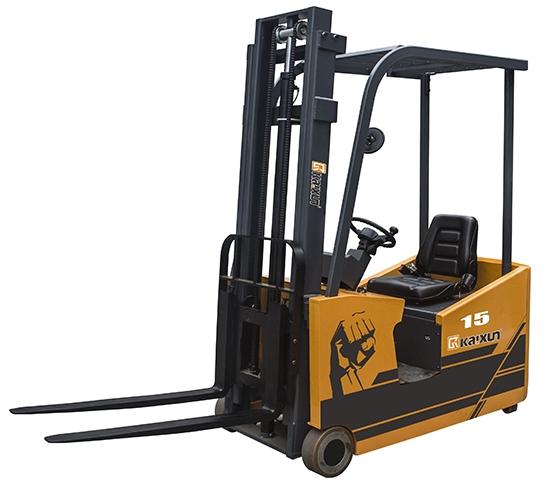 KX-CPDE15---平衡重式小型叉车