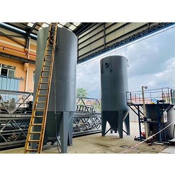 新環牌NDF活性砂過濾系統裝置