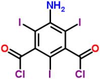 5-氨基-2,4,6-三碘异酞酸酰氯   CAS 37441-29-5