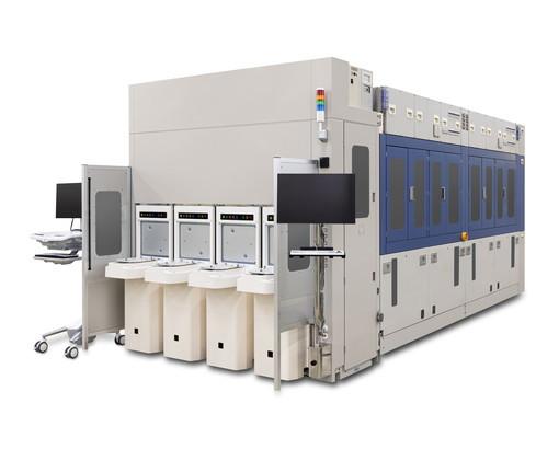 Model F-REX300X 化学机械研磨设备