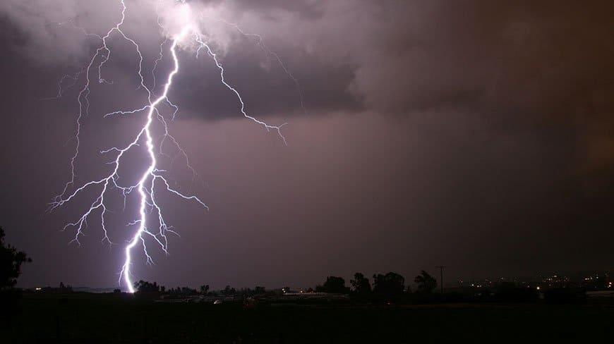 external lightning protection