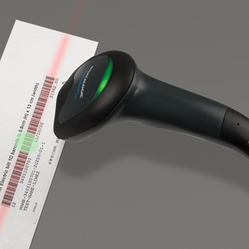 Datalogic得利捷QW2120/2170一维屏幕条码扫描枪