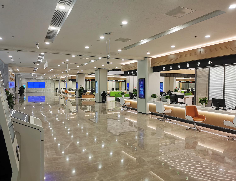 龙港服务厅